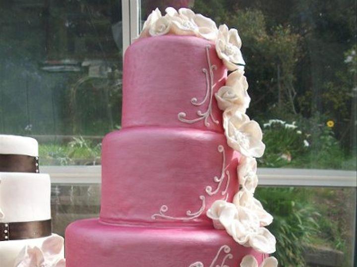 Tmx 1296533727860 Cakephotosvictoria836 Aptos wedding cake