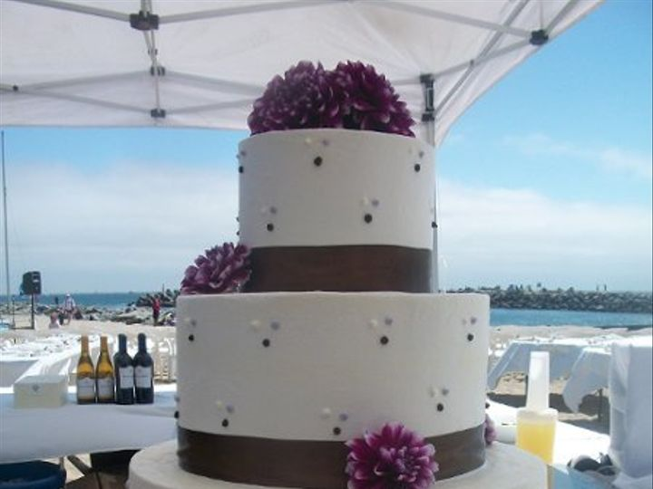 Tmx 1296535085213 MasterCakePhotos019 Aptos wedding cake
