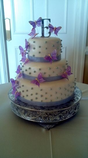 Butterflyweddingcake