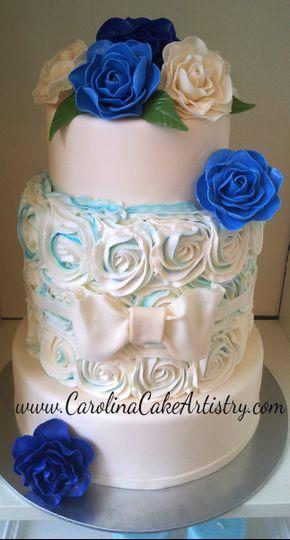 fake cake for dawn 2013