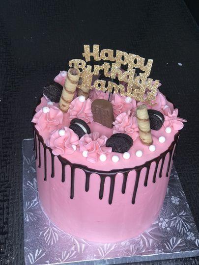 Bridal Shower Cake Birthday