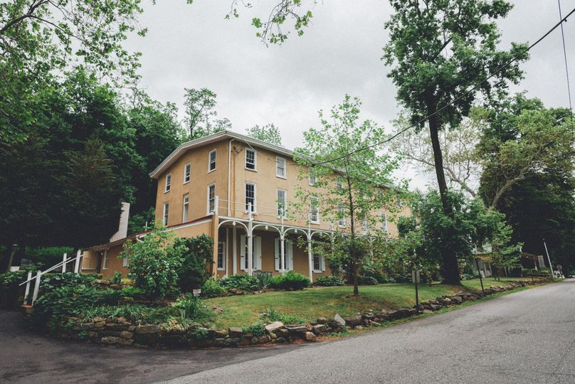 The Washington At Historic Yellow Springs Venue Chester Springs