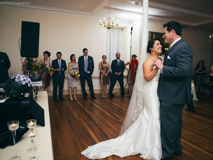 Tmx 1385569830560 First Dance With Dance Floo Chester Springs, PA wedding venue