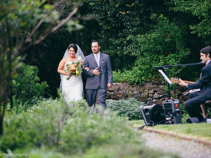 Tmx 1385572386062 Bride Walking In Herb Garde Chester Springs, PA wedding venue