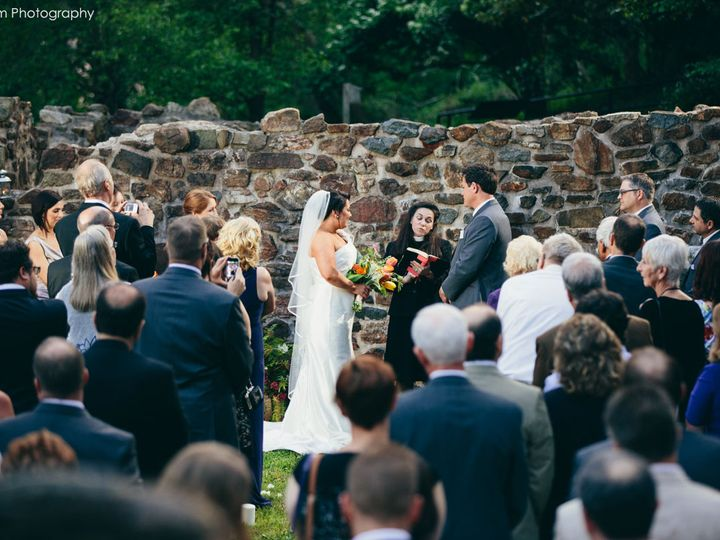 Tmx 1385572407004 Ceremony Guests Standin Chester Springs, PA wedding venue