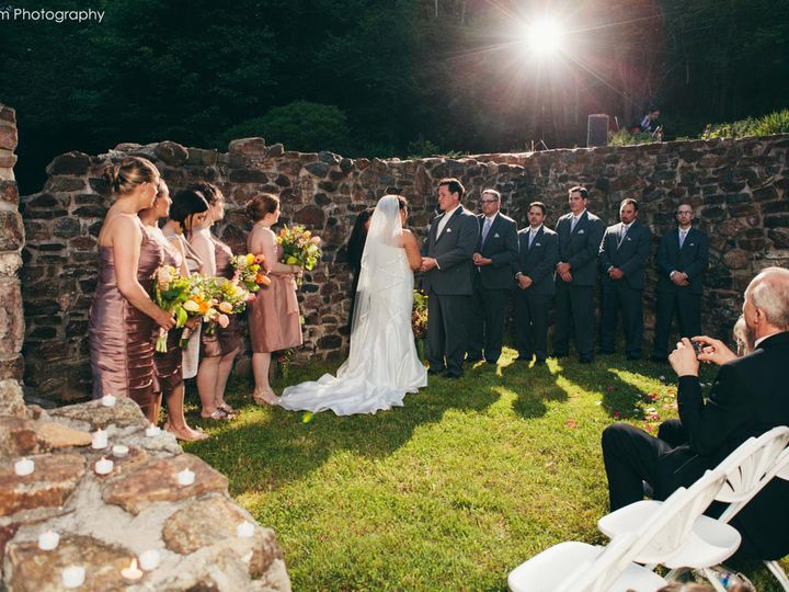 Tmx 1385572414340 Ceremony Outside Looking I Chester Springs, PA wedding venue