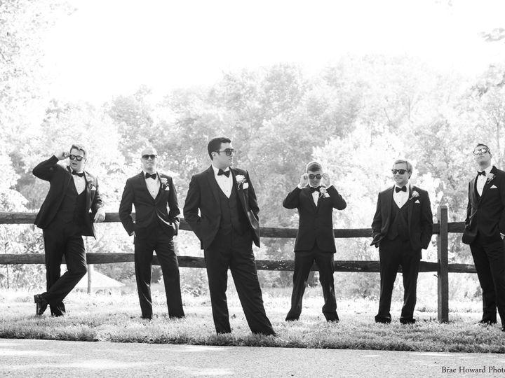 Tmx 1385572856531 Bw Groomsman At Fenc Chester Springs, PA wedding venue