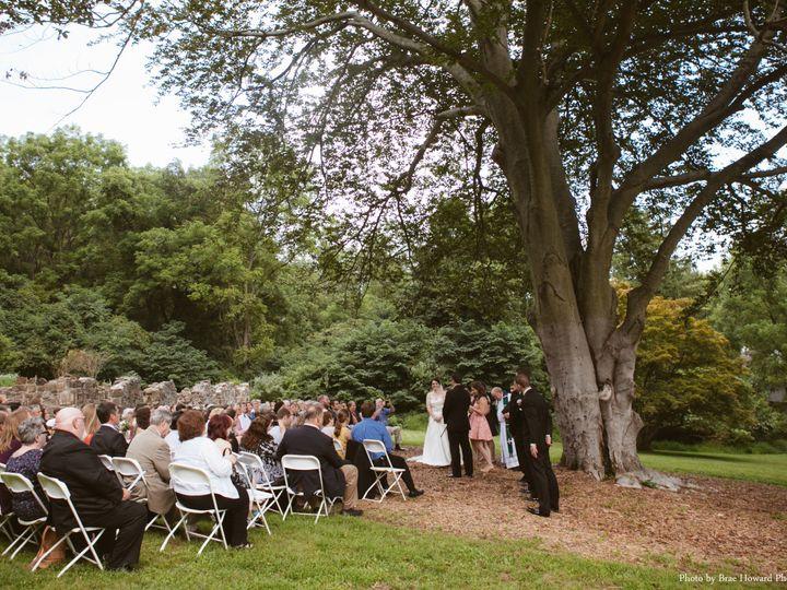 Tmx 1385572874656 Ceremony Side Shot Chester Springs, PA wedding venue