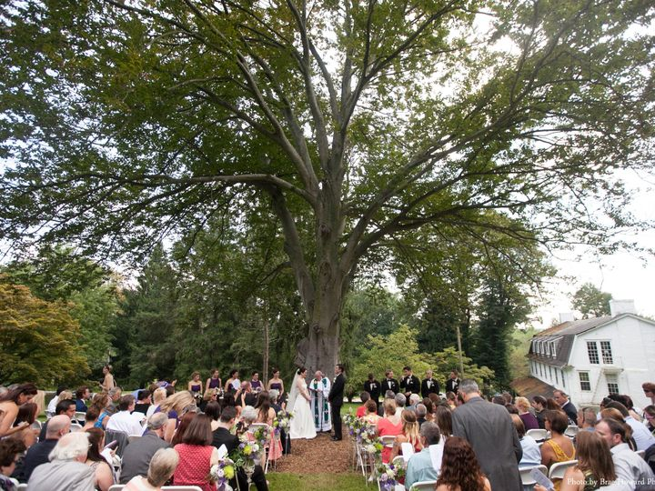 Tmx 1385572921614 Ceremony Wide Shot With Tre Chester Springs, PA wedding venue