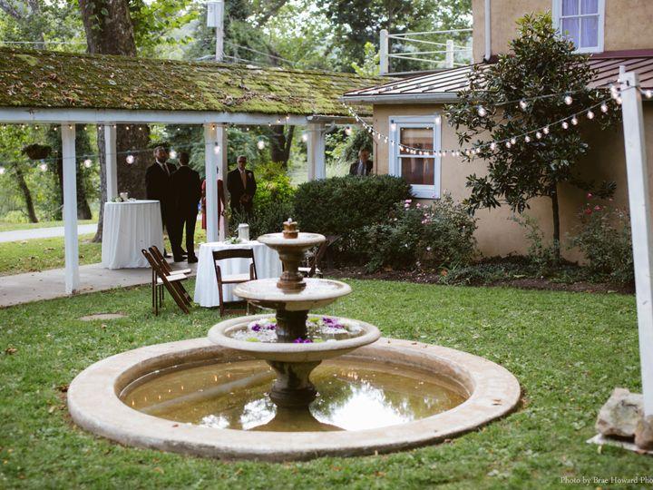Tmx 1385572989264 Courtyard Towards Porc Chester Springs, PA wedding venue