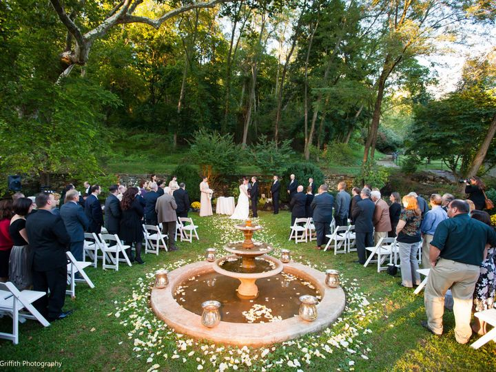 Tmx 1386960331526 Ceremony Fish Ey Chester Springs, PA wedding venue