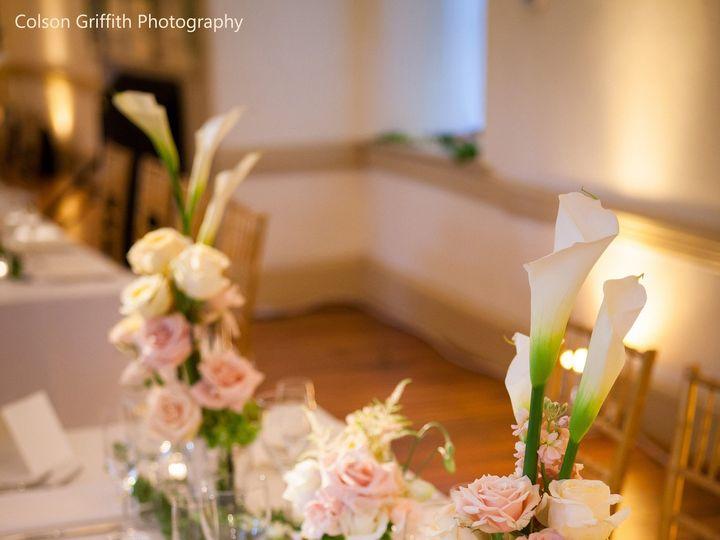 Tmx 1386962572254 Floral Arrangement Long Table Near Mantl Chester Springs, PA wedding venue