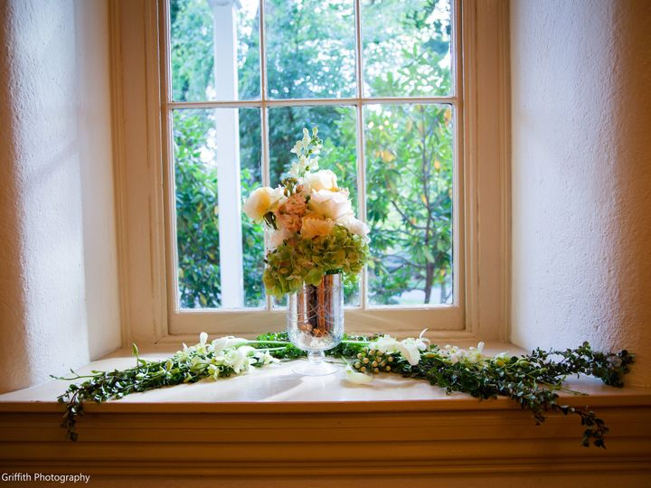 Tmx 1386962989881 Window With Floral Chester Springs, PA wedding venue