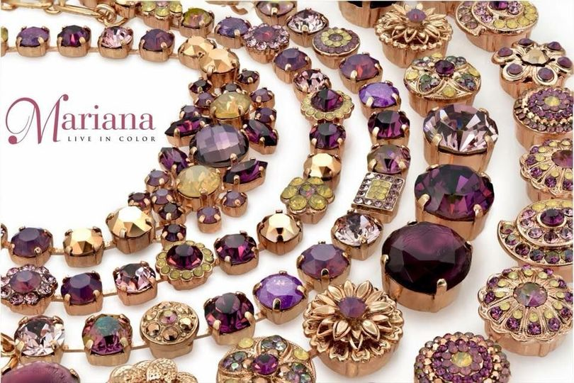 Offering Marianna - for brides, bridesmaids & mothers!