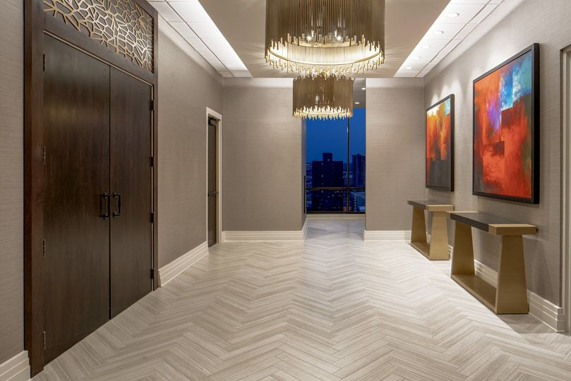 Monarch Foyer