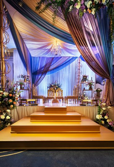 Galleria Ballroom - Ceremony