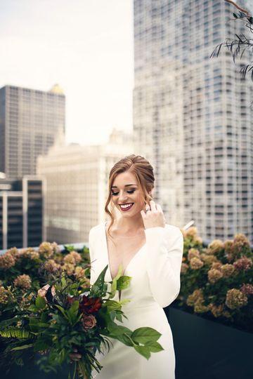 Chicago bride