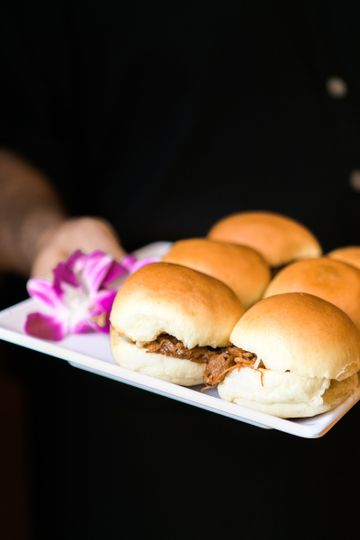Chipotle BBQ Pulled Pork Sliders