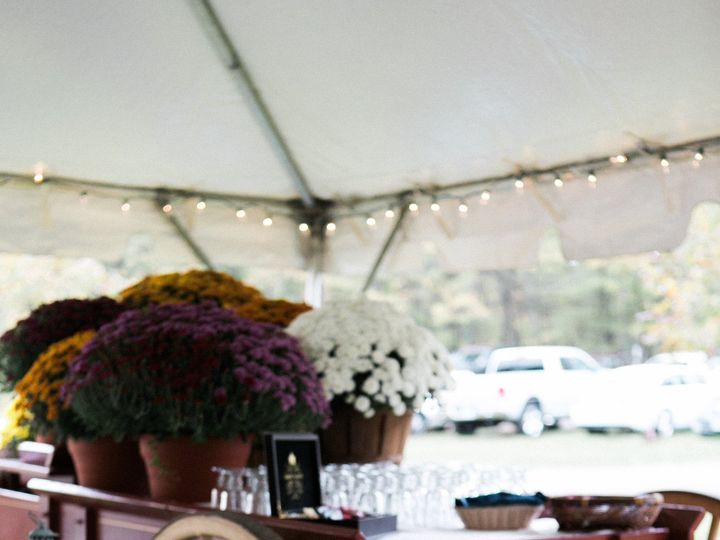 Tmx 1485537648583 Married Kate Larry 15 Cocktail Hour 0005 Wallingford, CT wedding catering