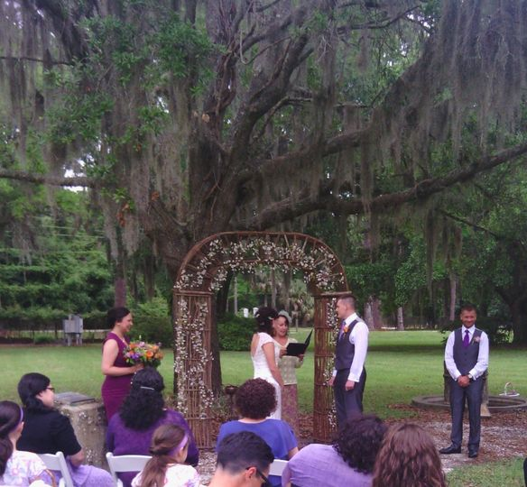Goddess wedding ceremonies