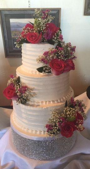 Simple Buttercream Cake
