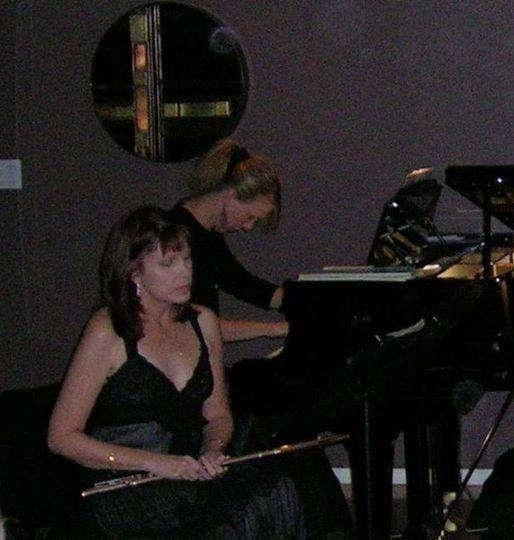 piano & flute duo