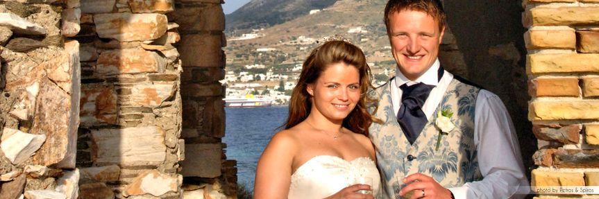 11 civil wedding on paros by mimmika