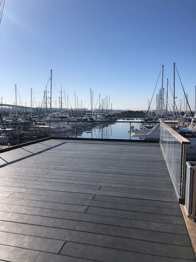Pier 32 event