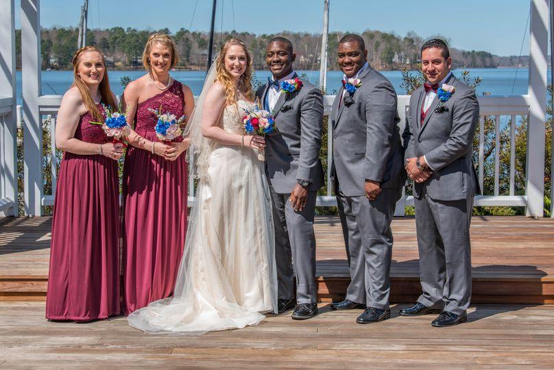 Barnett wedding