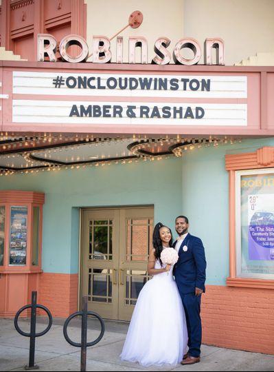 Winston Wedding