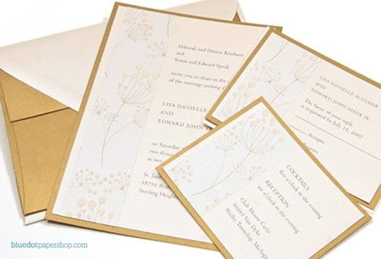 By pairing our Meadow Shimmer paper with Antique Gold and Opal metallic cardstock, we've created a...
