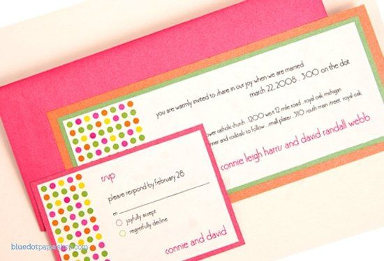 Tmx 1222288812557 Bdps Dots2 Marlborough wedding invitation