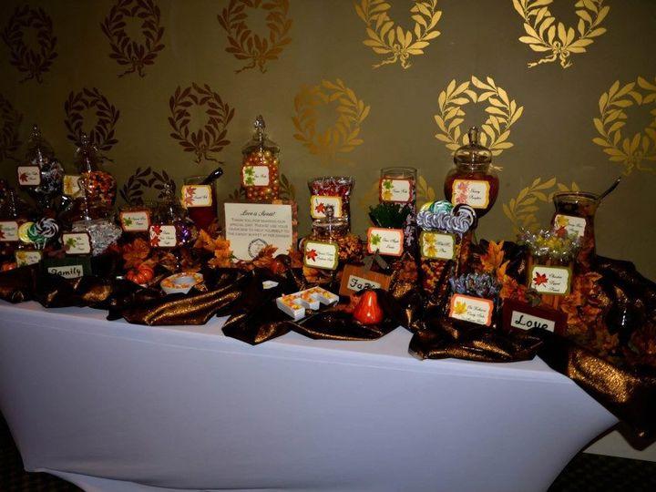 Tmx 1372431328324 Fall Themed Candy Buffet   Mt Washington Hotel Marco Island, FL wedding dj