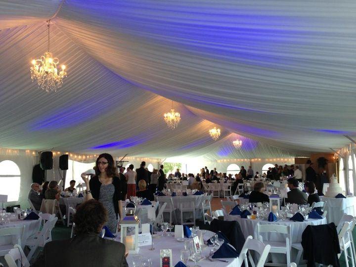 Tmx 1427569344518 Blue Tent Up Lighting Marco Island, FL wedding dj
