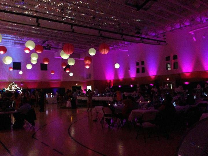 Tmx 1427569379325 Pink Up Lighting Gym Marco Island, FL wedding dj