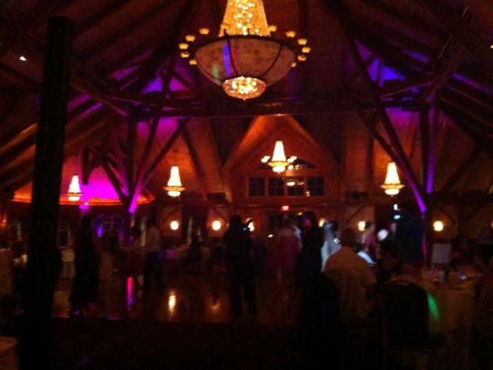 Tmx 1427569391111 Pink Up Lighting Accents On Dance Floor Tewksbury  Marco Island, FL wedding dj