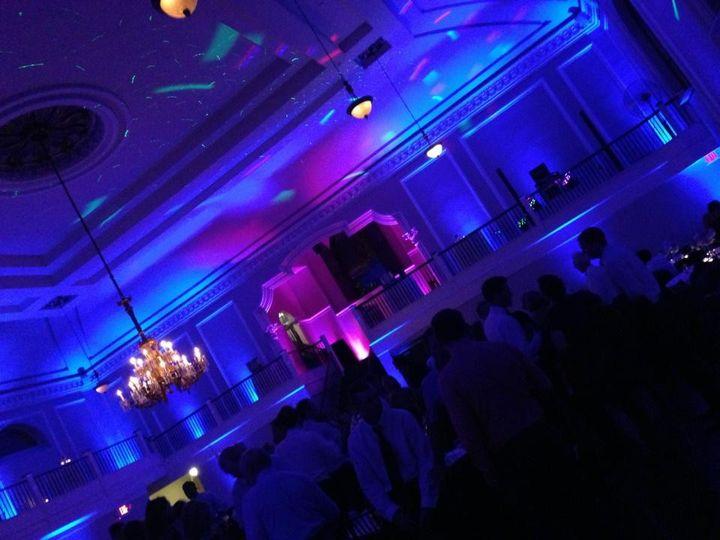 Tmx 1427569426909 Pink Blue Up Lighting Marco Island, FL wedding dj