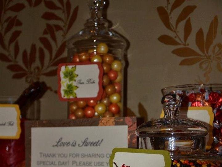 Tmx 1427569815541 Fall Themed Candy Buffet Mount Washington Hotel Br Marco Island, FL wedding dj