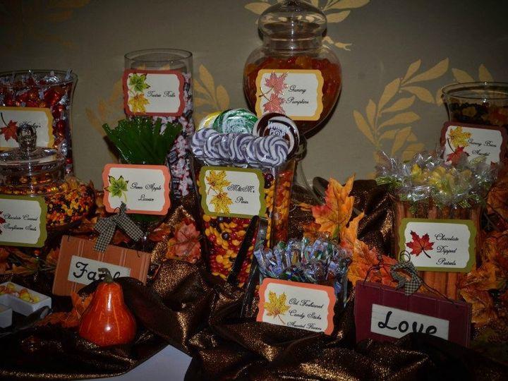 Tmx 1427569819071 Fall Themed Candy Buffet Mount Washington Hotel Br Marco Island, FL wedding dj