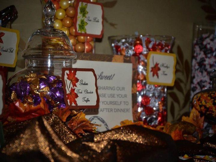Tmx 1427569837558 Fall Themed Candy Buffet Mount Washington Hotel Br Marco Island, FL wedding dj