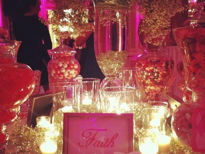 Tmx 1427569887568 Pink Ribbon Cancer Hope Candy Buffet Fairmont Copl Marco Island, FL wedding dj
