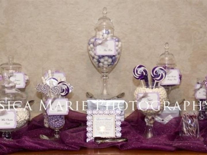 Tmx 1427569891923 Purplewhite Candy Buffet Sterling National Country Marco Island, FL wedding dj