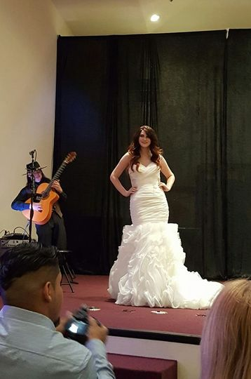Bridal Show Performance
