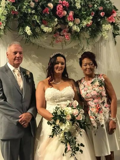 Chavis wedding