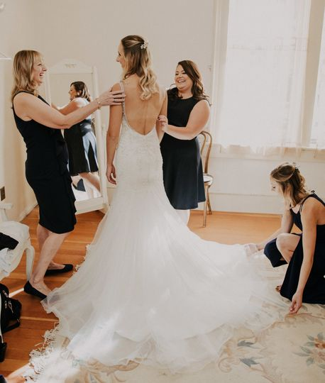 The Bride's Room