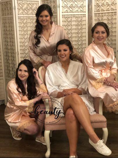 Bridal Spray tan & Beauty Appo