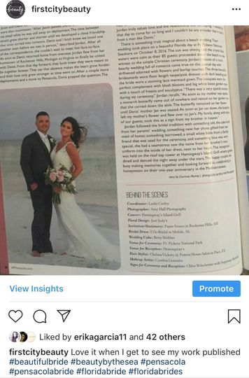 Blues Angel Bride - Published