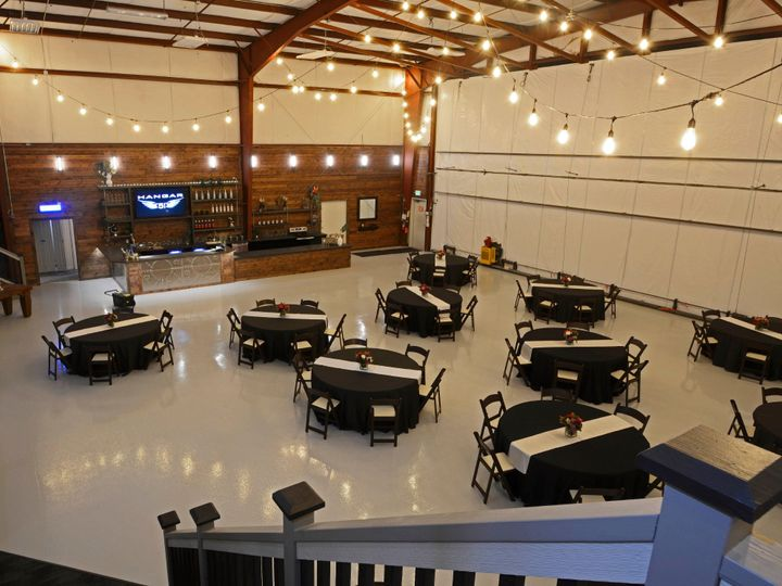 Tmx 1540 Hangar 51 Stairs To Floor Mres 51 1972113 159244676249901 Olympia, WA wedding venue