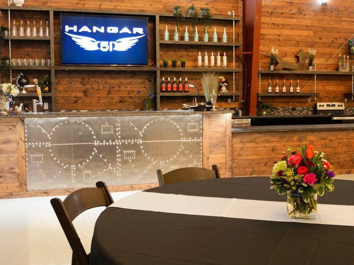 Tmx 1567 Hangar 51 Ground Bar Mres 51 1972113 159244372499726 Olympia, WA wedding venue