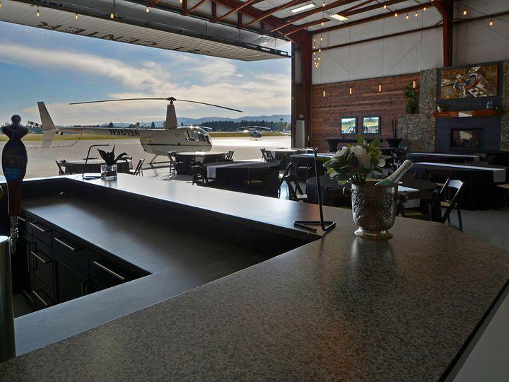 Tmx 1671 Hangar 51 Helo Profile Inside Out Bar Mres 51 1972113 159423744378812 Olympia, WA wedding venue